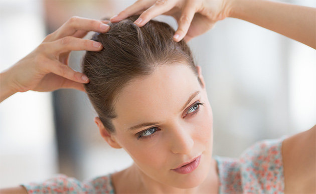 Wedding Hairstyle on Scalp Care 2: Oily Scalp Care Tips ...
