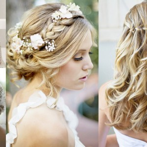 Wedding Hairstyle:  Hair Care Tips for Brides