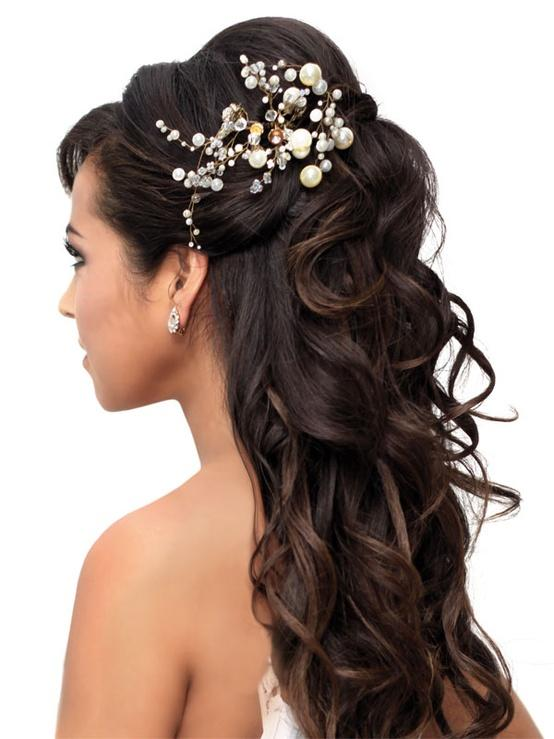 The rules on using hair extensions for your wedding hairstyle the use of hair extensions will definitely give your hairstyle extra volume and beauty but again let a wedding hairstylist do it for you to avoid any pmusecretfo Choice Image