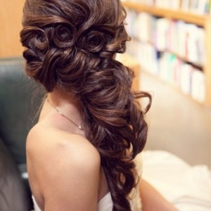 Wedding Hairstyles to Get You Going on that Special Day