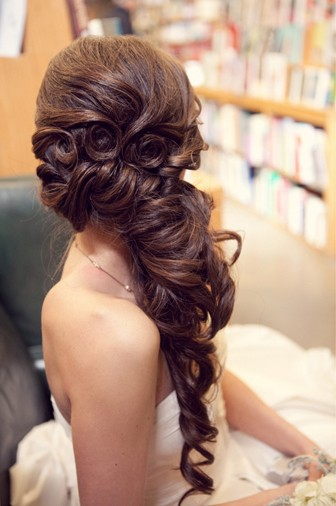 Wedding Hairstyles to Get You Going on that Special Day | Bride Sparkle